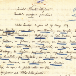 A occhi aperti: le origini della Società Dante Alighieri
