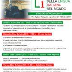 La Settimana della Lingua Italiana a Villa Regina