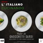 Settimana della Cucina italiana nel Mondo a Siviglia