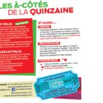 #Gustitaliano2019 a Chambéry