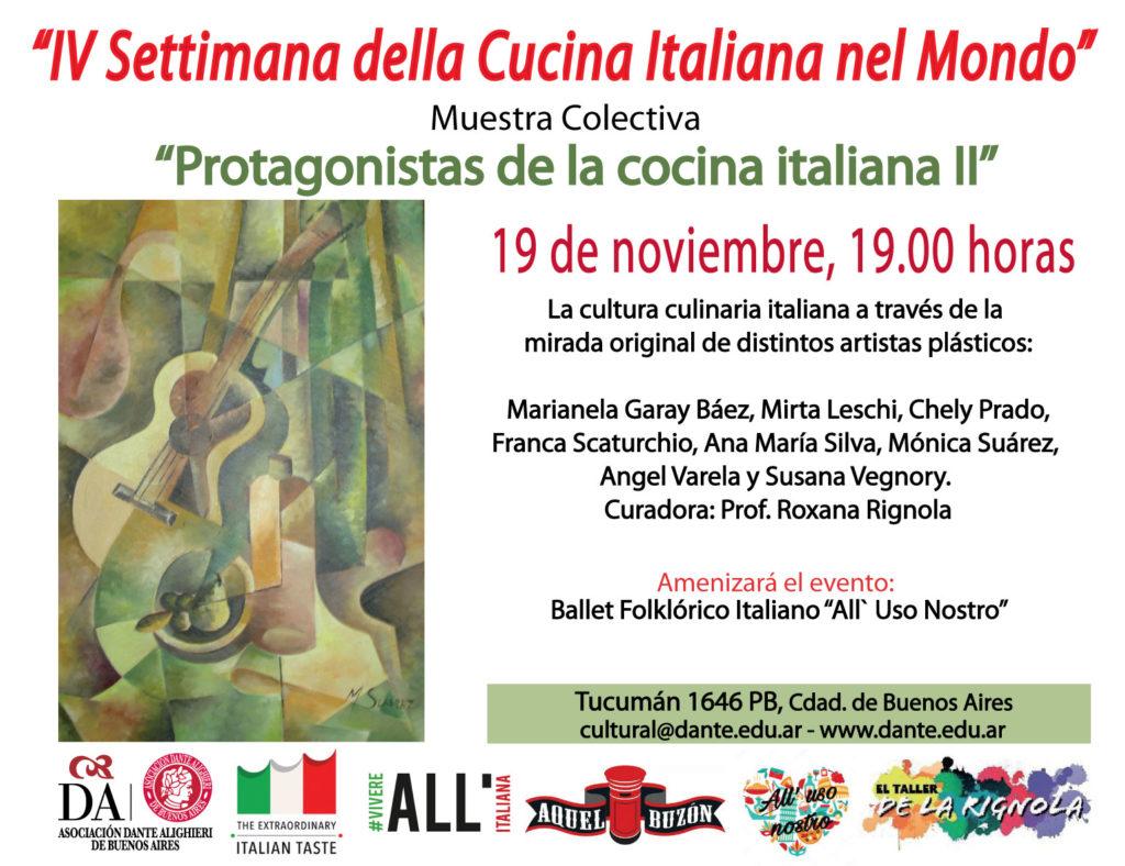 Cucina italiana   MuestraRignola 01