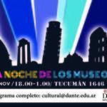 La Notte dei musei a Tucumàn (Buenos Aires)