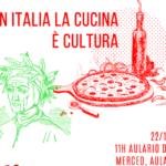 In Italia la cucina è cultura