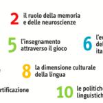 10 cose che cambieranno la didattica dell'Italiano per stranieri