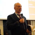 VIDEO Il poeta georgiano Dato Magradze presenta alla Dante la silloge Apolide