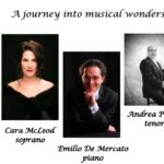 Un viaggio nelle meraviglie musicali