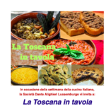 La Toscana in tavola