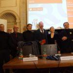 FOTO Il poeta georgiano Dato Magradze presenta a Palazzo Firenze la silloge Apolide