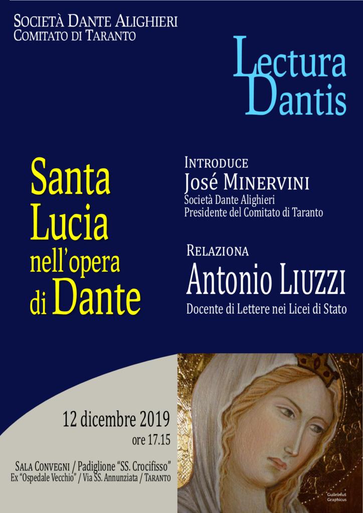 DC Santa Lucia Locandina