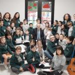 Il Presidente Riccardi visita la Scuola italiana a Tirana
