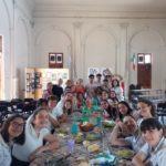 FOTO La Settimana della Cucina Italiana a Las Flores