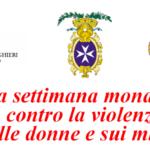 La settimana mondiale contro la violenza a Salerno