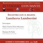 In viaggio con Dante arriva a Cosenza