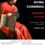 DIVINA COMMEDIA – Concerto e letture