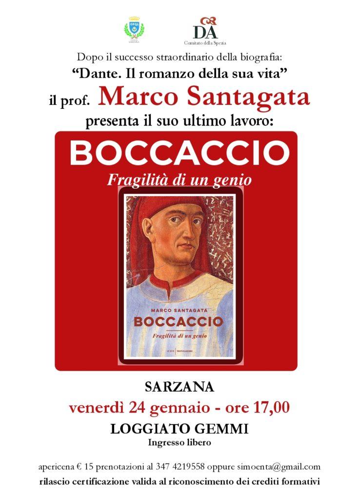 Locandina Boccaccio   Santagata