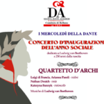 Un anno di eventi alla Dante di Belluno