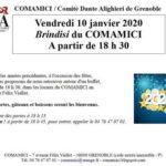 Brindisi a Grenoble