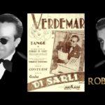 Carlos Di Sarli, Roberto Rufino e Adroano Celentano a Buenos Aires