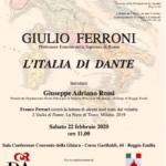 L'Italia di Dante, con Giulio Ferroni