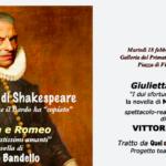 "Giulietta e Romeo, ""I dui sfortunatissimi amanti"""