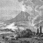 Le vittime dell'eruzione del Vesuvio