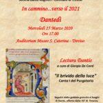 il Dantedì a Treviso, verso il 2021