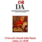 Torino, i giovedì virtuali della Dante