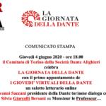 La Giornata della Dante a Torino