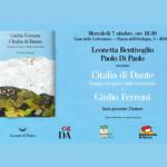 """""""L'Italia di Dante"""" a Roma con Bentivoglio, Di Paolo e Ferroni"""
