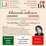 La Settimana della Lingua italiana a El Palomar Caseros