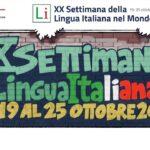 Al via la XX settimana della lingua italiana nel mondo