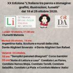 La XX Settimana della Lingua italiana in Argentina: una notte di letture a casa