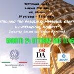 La Settimana della Lingua italiana a Moron
