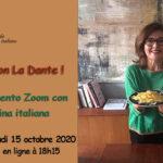 Cucina con La Dante! Incontro con Laura Zavan