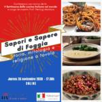 La Dante di Siviglia dedica a Foggia la sua Settimana della Cucina Italiana