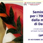Seminario per i 700 anni della morte di Dante