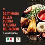 La Dante di San Rafael e la Dante di Siena insieme online per la Settimana della Cucina Italiana