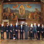 Visita ufficiale del Segretario Generale Alessandro Masi nella Repubblica di San Marino.