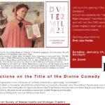 700 anni di Dante
