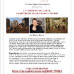 La Commedia dell'arte. I maestri del secolo d'oro 1545-1645