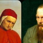 Dante in Dostoevskij tra la coscienza della verità  e la consapevolezza della fede