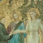 Giotto, Dante e Francesco, i tre cuori di Madonna Povertà (prima parte)