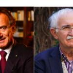 Il segretario generale Masi a Foligno con Giulio Ferroni (#Dantedi2021)