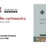 """#PaginediStoria presenta """"Italia carismatica"""" di Andrea Riccardi"""