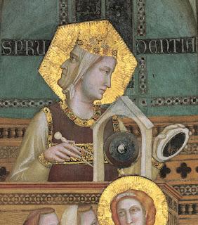 Giotto Giano Bifronte Cappella degli Scovegni