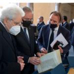 VIDEO Dante.global, l'inaugurazione alla presenza del Presidente Sergio Mattarella