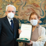Quirinale, il Presidente Mattarella conferisce a Edith Bruck la Gran Croce al merito della Repubblica