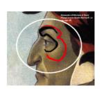 È Dante il volto nascosto nel ritratto di Sandro Botticelli???